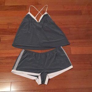 Victoria Secret 2 pc pajama set